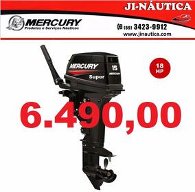 Motor De Popa Mercury 15 Super