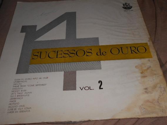 Lp-14 Sucessos Vol 2- Rge- C/ Mario Martins-geyse Celeste