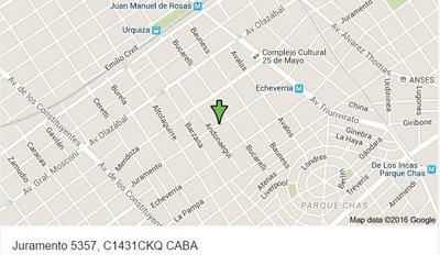 Cochera Premium A Estrenar En Villa Urquiza (o Alquiler)