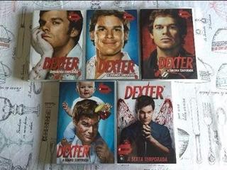 Série Dexter - 1ª, 2ª, 3ª E A 4a Temporada