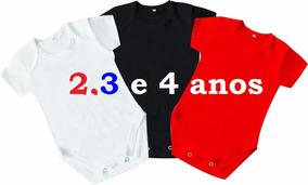 Bori Body Bebê Manga Curta - 9 Peças- 2 A 4 Anos-