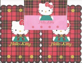 Conjunto Papel De Carta Hello Kitty Antigo - 03