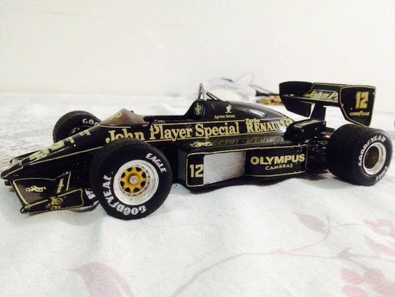 Lotus 97t 1:20 Ayrton Senna - Versão Gp De Portugal