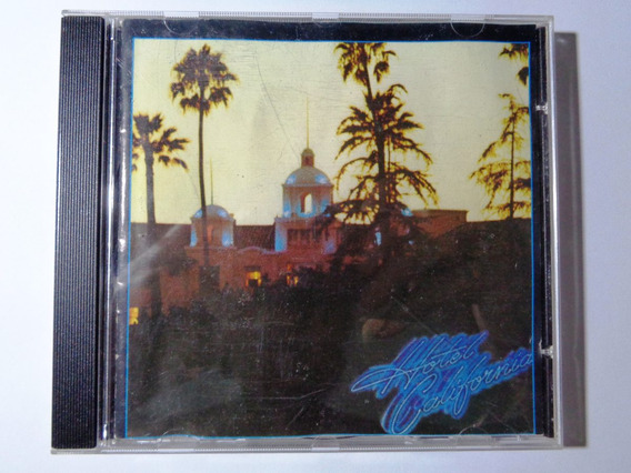 Raro Cd Original Eagles Hotel Califórnia 1976 Importado