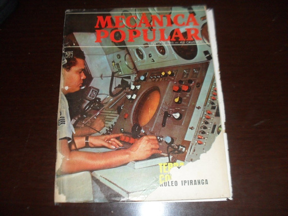 Revista Mecanica Popular Julho 1965