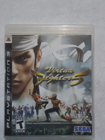 Virtua Fighter 5 Ps3 ** Frete Grátis Leia