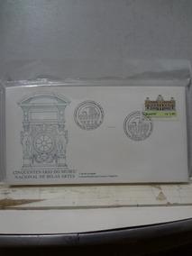 Envelopes Brasil F D C 1987 Ano Completo Com Carimbos