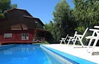 Posada-cabañas-hab.c/baño Priv.-parque-piscina-kayaks