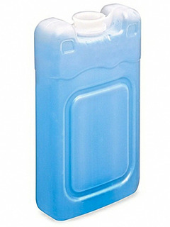1 Paquete De Hielo En Gel De 8 Oz Refrigerante Reutilizable