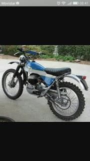 Rin Delantero Para Bultaco 250cc