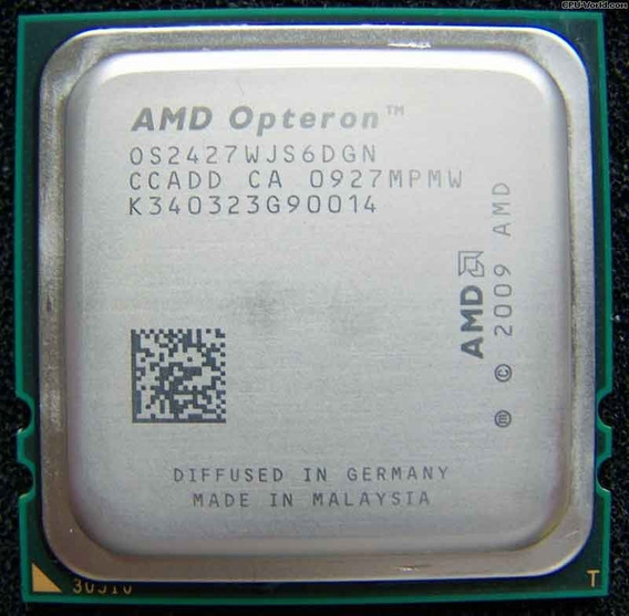 Processador Amd Opteron Six-core 2427 2.2ghz 6mb