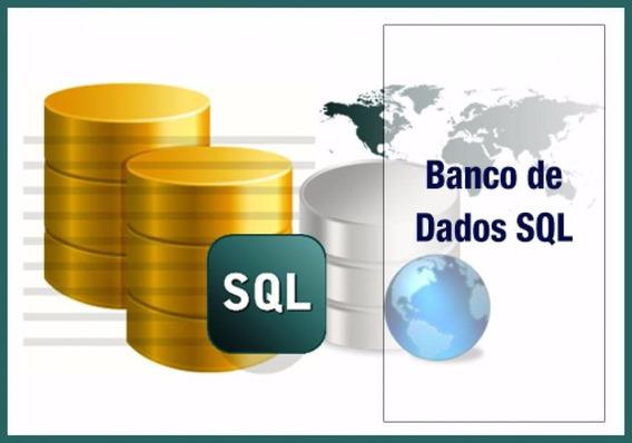 Cursos Sql E Banco De Dados!