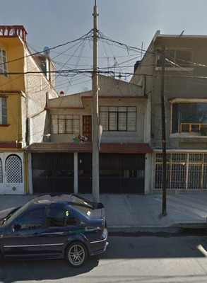 Casa En San Juan De Aragon 6ta Secc
