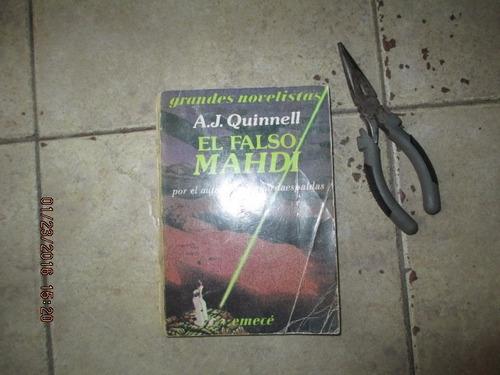 El Falso Mahdi - A. J. Quinnell - Ed. Emece - 1983