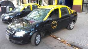Taxi Con Licencia Chevrolet Corsa Classic 2012 Con Gnc (ct)