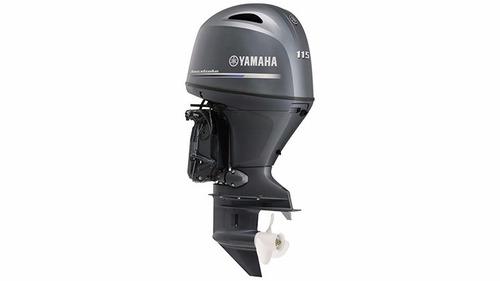 Yamaha F115hp Betl 4t Pessoa Física