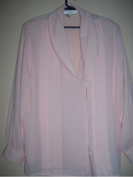 Camisa Mujer Talle Especial Importada
