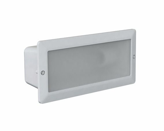 Luminaria Emb.germany 6100 Branco + 6 Lampadas Tkl40 6500k
