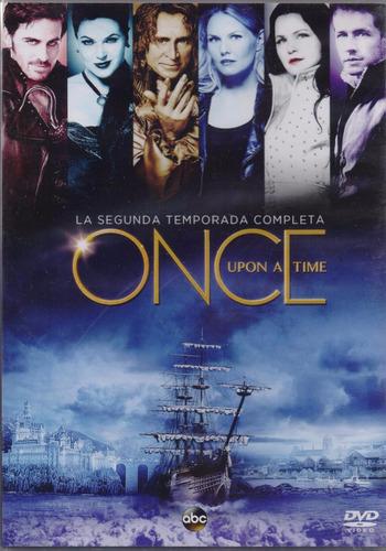 Once Upon A Time Segunda Temporada 2 Dos Dvd