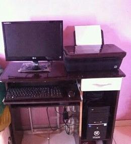 Computador Completo + Impressora