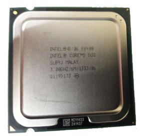 Processador Cpu E8400 - Temos E8500 E7500 Q6600 Xeon X5450
