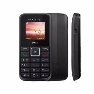 Celular Alcatel 1011 Preto Dual Chip Desbloqueado Nacional