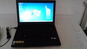 Notebook Intel Core I5 Lenovo G400s Modelo 80ac