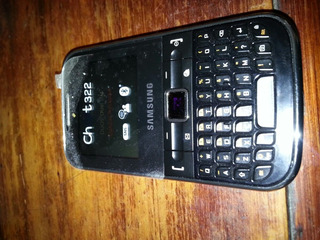Samsung Galaxy Chat 322 Repuestos