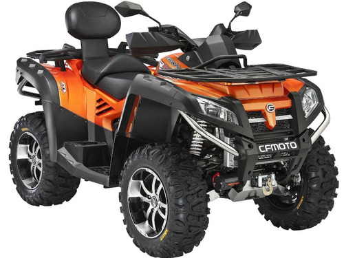 Cfmoto Gamma Mountaineer 800ltd 0km No Can Am Automoto Lanus