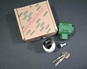 Fechadura Cadeado Mini King Chave Tetra 305 Porta De Enrolar