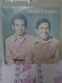 Vendo Disco De Vinil - Vilino E Vilela -
