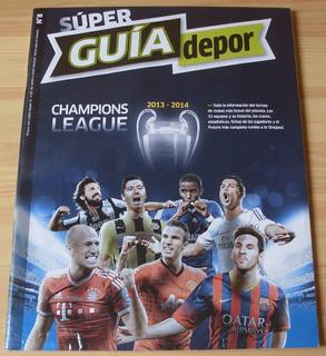 Guia Depor Champions League 2013 - 2014