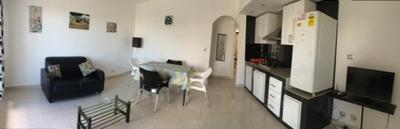 55-apartamento Con Maravillosa Vista Al Mar Caribe, Sdq