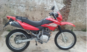 Vendo Honda Bros 125 Urgente!!!