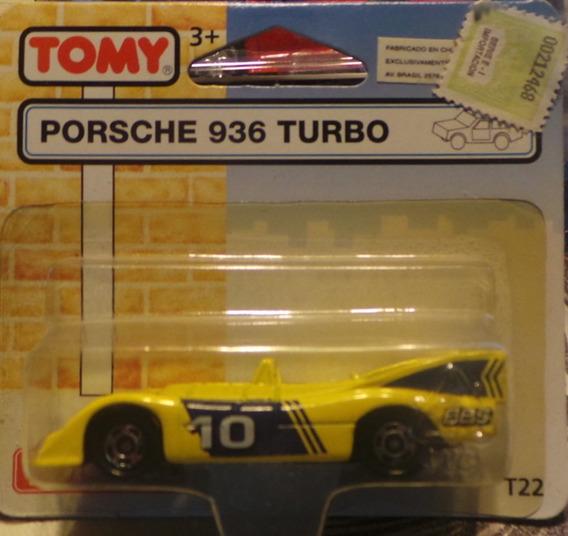 Tomy Porsche 936 Turbo En Blister Cerrado