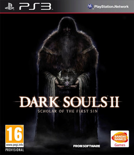 Dark Souls 2 Scholar Of The First Sin Ps3 Digital Gcp