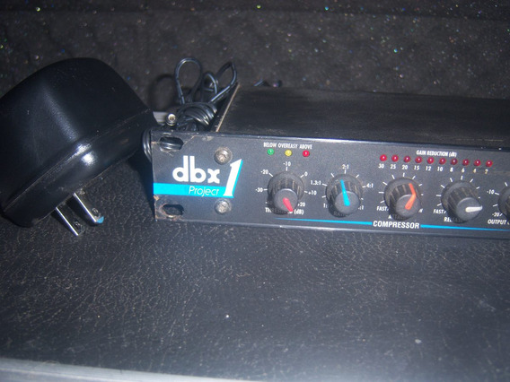 Compressor Dbx 266 Usa