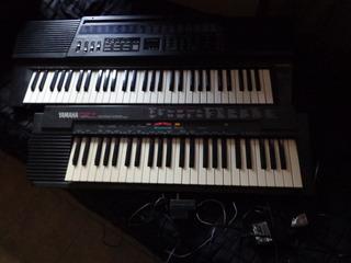 Teclado Casio Ct-656 + Teclado Yamaha Psr-3 (por Favor Leer)