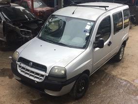 Fiat Doblo Ex, 04/05 , Sucata , Somente Retirada De Peças