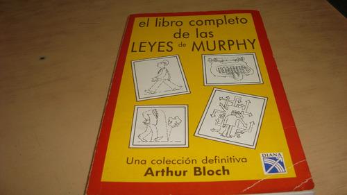 Arthur Bloch - El Libro Completo De Las Leyes De Murphy