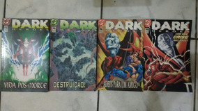 7 Hq 4 Do Dark Heroes E 3 Do Batman Brainstore Raro Gibis