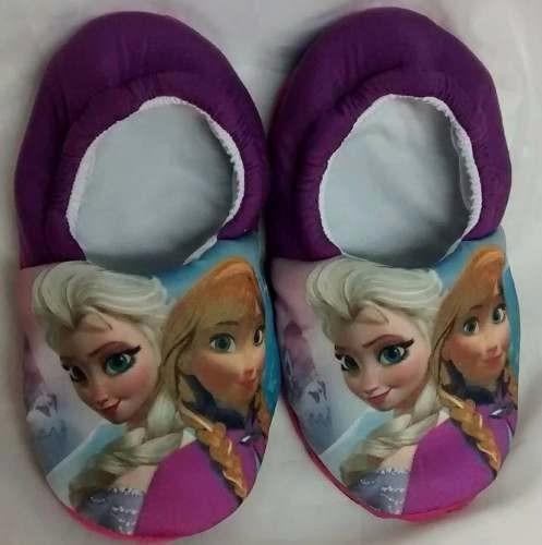Pantufas Frozen Personalizadas * Sob Encomenda