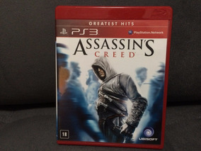 Jogo Assassins Creed 1 Ps3 - Seminovo -