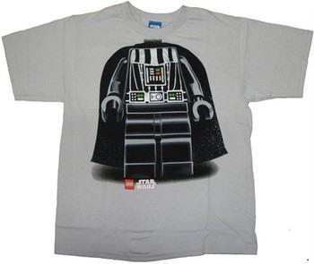 Playera Disfraz Darth Vader Cosplay Lego Star Wars