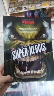 Mundo Estranho. Universo Dos Super Herois