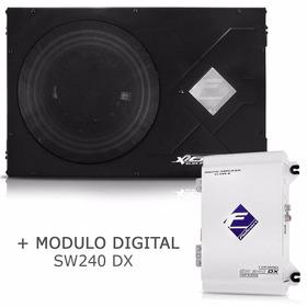 Caixa Selada Falcon X160-slim-2 + Módulo Falcon Sw240 Dx