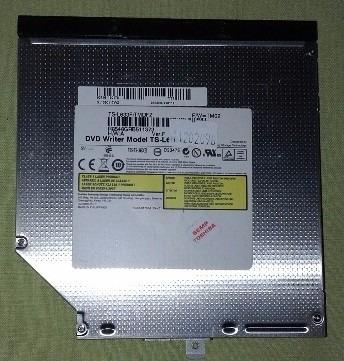 Gravador Drive Dvd Note Sti Is1422 Ts-l633f
