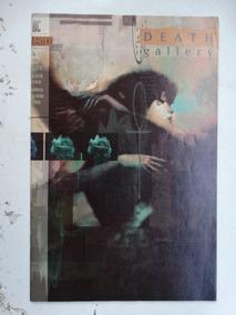 Death Gallery! Dc Vertigo 1994! Em Inglês!