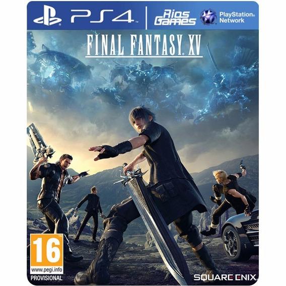 Final Fantasy Xv Ps4 Mídia Digital Psn 1