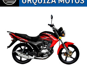 Moto Jianshe Js 125 6by 100% Financiada 0km Urquiza Motos